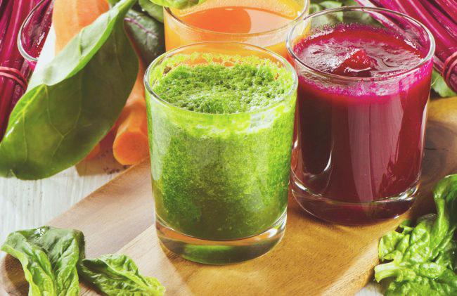 Витаминные коктейли для похудения: вкус и польза