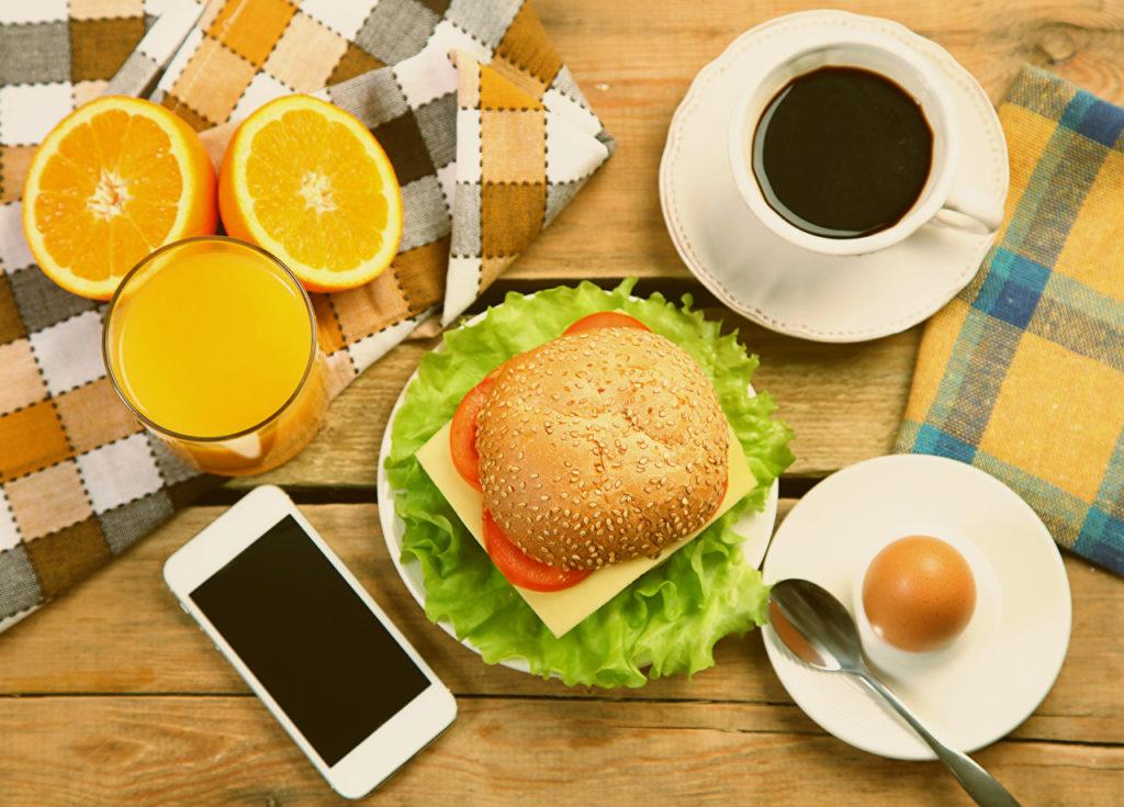 Приложения для подсчета калорий на телефон