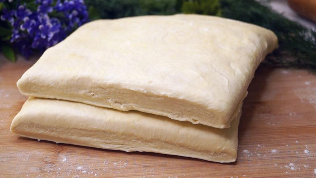 Как сделать слоеное тесто самостоятельно