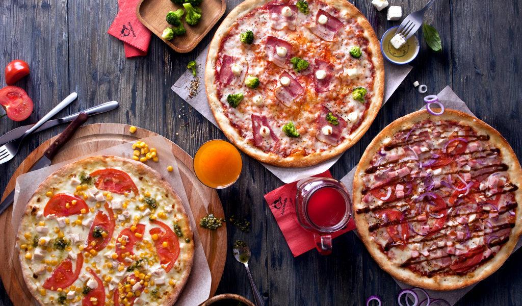 Самые вкусные начинки для пиццы