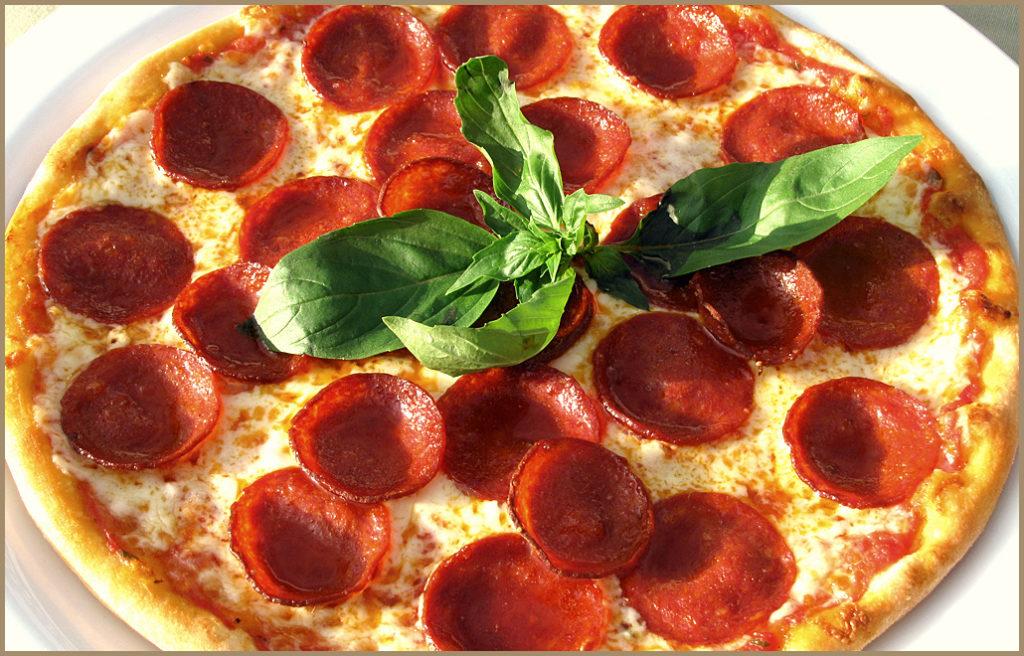 """Начинка для пиццы """"Пеперони"""""""