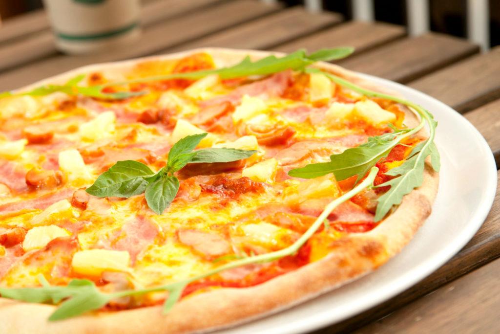"""Начинка для пиццы """"Гавайская"""""""