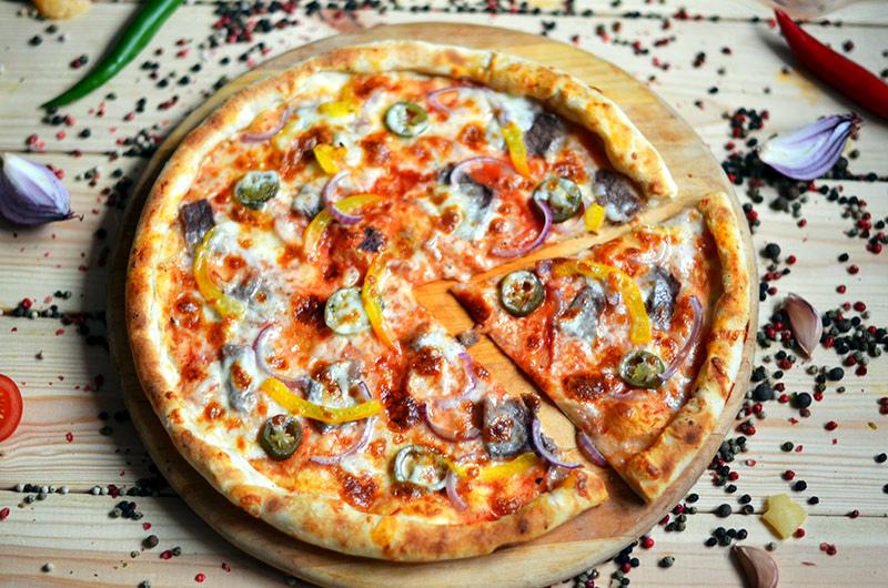 """Начинка для пиццы """"Сицилия"""""""