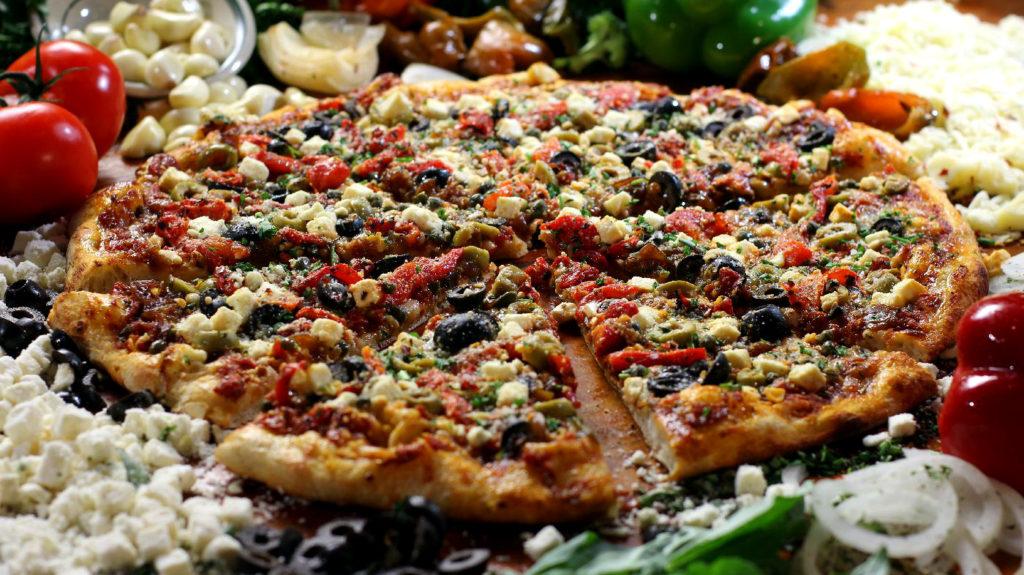 """Начинка для пиццы """"Регина"""""""