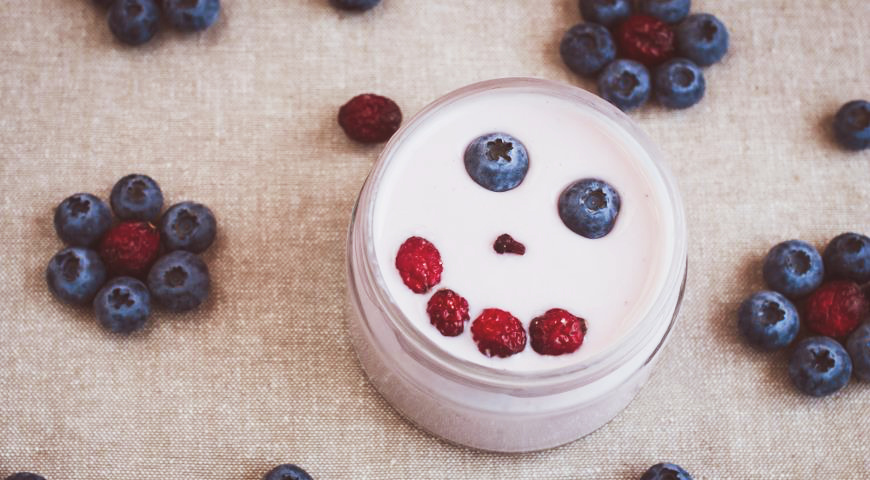 Польза домашнего йогурта для организма
