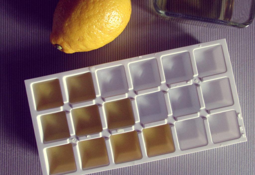 Рецепты ледяных кубиков для умывания