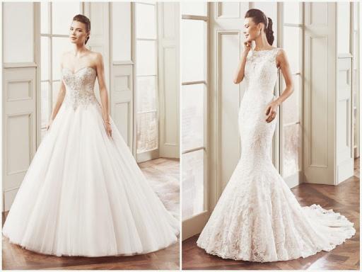 Как выбрать силуэт платья для венчания
