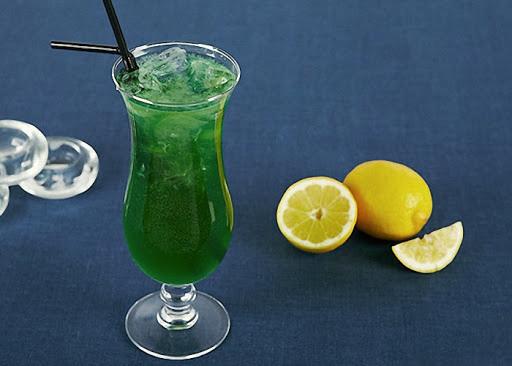Коктейль с текилой «Зеленая фея»