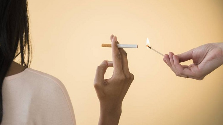 Курение для похудения: влияние на организм