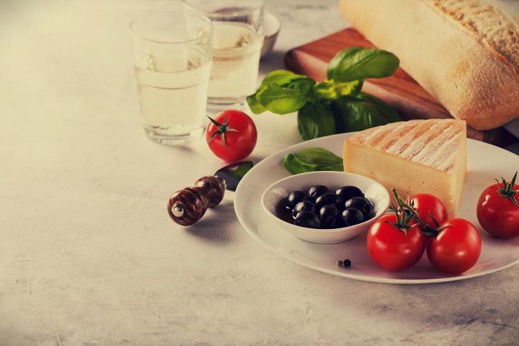Средиземноморская диета для похудения: меню на день и неделю