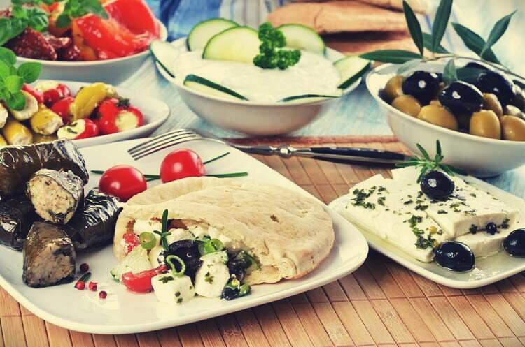мноморской диеты на неделю по-русски